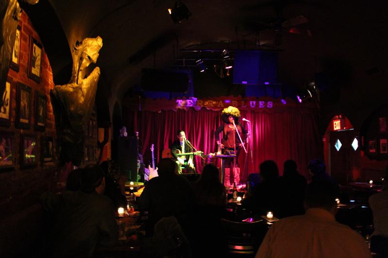 WeeLye Live Terra Blues NY