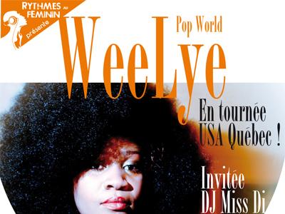 WeeLye Québec Tour