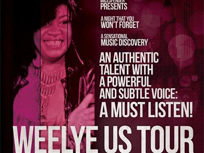 WeeLye US Tour