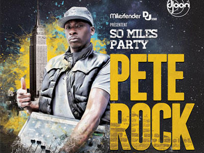 So Miles Party – Pete Rock