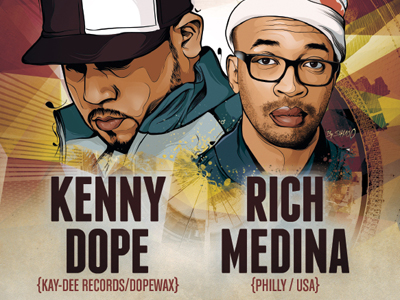 So Miles Party Kenny Dope / Rich Medina