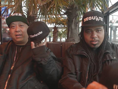 ITW – DJ BABU & RAKAA for So Miles Party