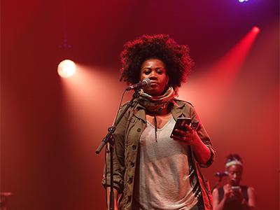 «SoundCheck» WeeLye Opening Act Erykah Badu Paris