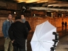 Backstage Shooting Abakan